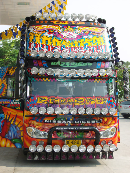 Thai Disco Bus